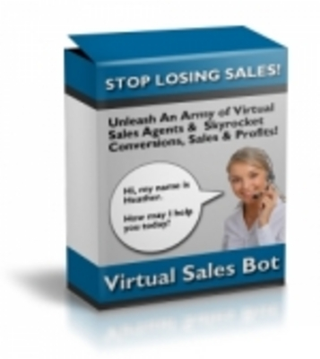 Product picture Virtual Sales Bot