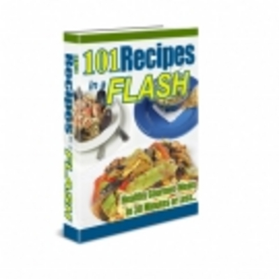 Product picture 101 Recipes in a Flash