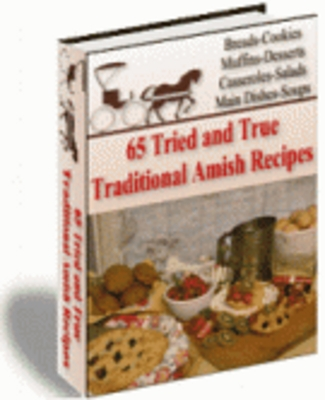 Product picture 65 Tried and True Traditional Amish Recipes