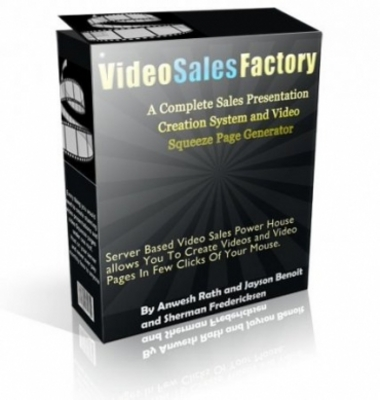 Product picture Video Sales Factory