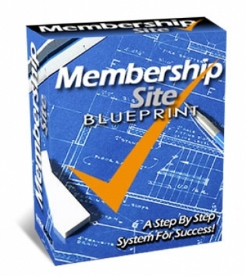 Product picture Membership Site Blueprint