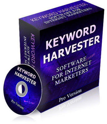 Product picture Keyword Harvester