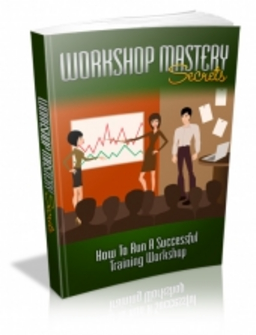 Product picture Workshop Mastery Secrets